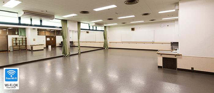 練習室A(50名)